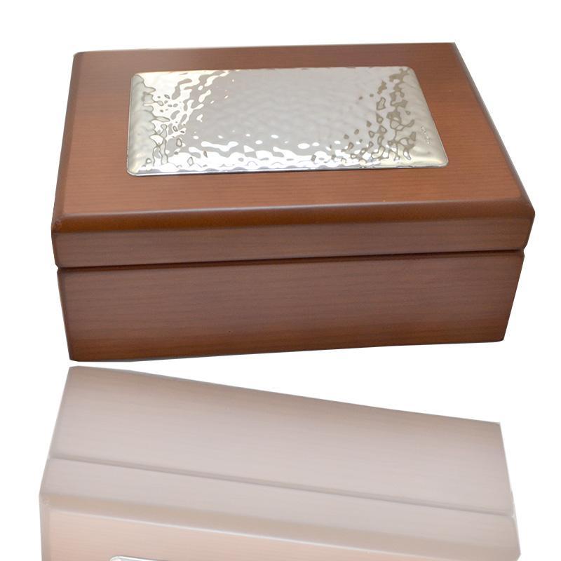 Accessori da donna portagioie lanzetta gioielli - Portagioie argento ...