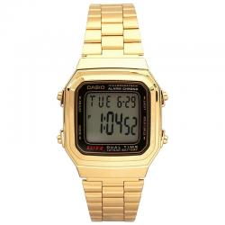Orologio casio collection oro A178WGA-1ADF unisex